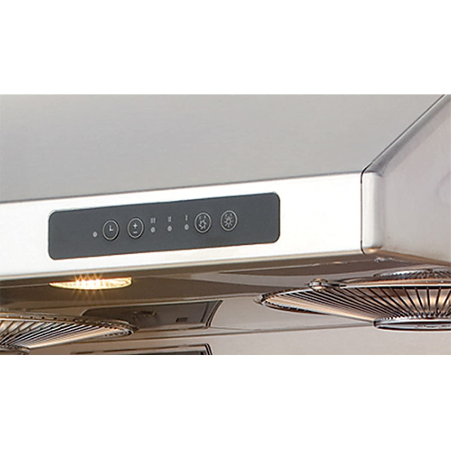 delightful Zephyr Hurricane Ak2500 Kitchen Hood #1: Amazon.com: Zephyr 30W in. Hurricane Under Cabinet Range Hood: Appliances