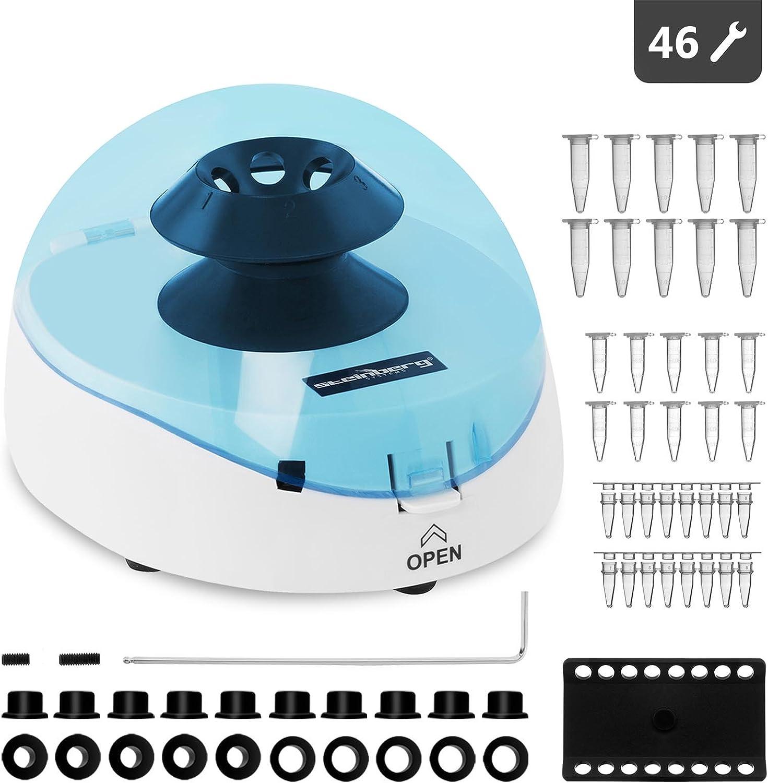 Steinberg Systems SBS-LZ-3000SLS Elektrische Tischzentrifuge ...