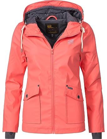 d1495133177d khujo Damen Outdoor Jacke Regenjacke Odessa 5 Farben XS-XXL  Amazon.de   Bekleidung