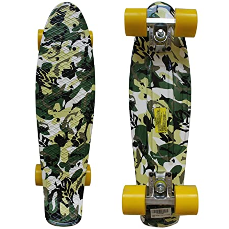 RIMABLE Complete 22' Skateboard (3camouf)