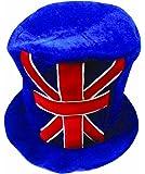 Amscan PPP Chapeau en feutre Drapeau britannique
