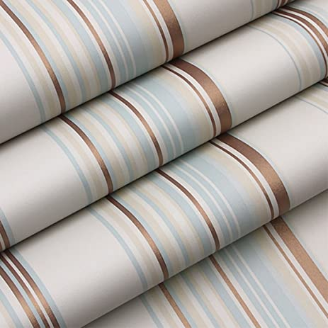 HBOS Paintable Beadboard Stripes Peel And Stick Texture Wallpaper177 Inch By 393