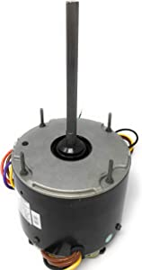 A1403, 1/6HP 825RPM Condenser Fan Motor