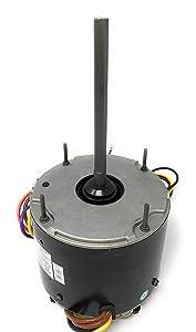 A1727, 1/6 HP Condenser Fan Motor 1075RPM