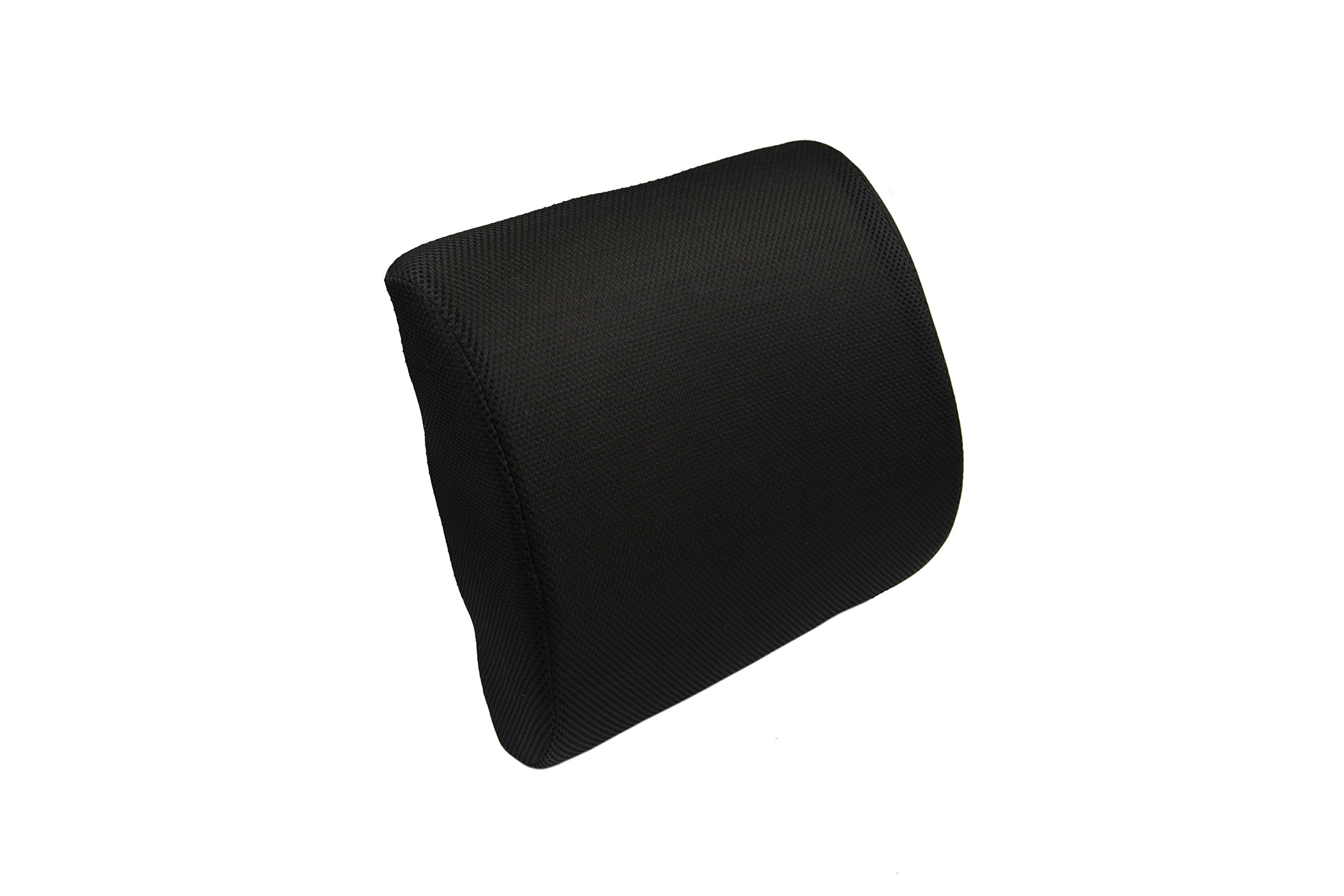 Memory Foam Back Cushions, Ergonomic Design For Lower Back Pain Relief, Lumbar Support Cushion Adjustable For Car or Office Chair