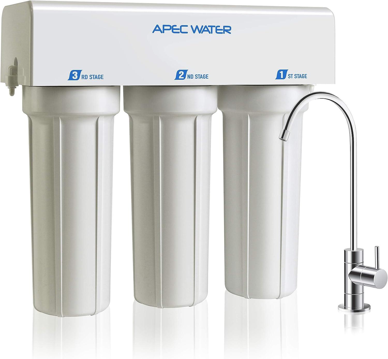 APEC 3 Stage Under-Sink Water Filter System