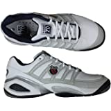 MENS TRAINERS BRANDED K.SWISS LACE UP STYLE LEATHER TRAINERS RRP £49.99