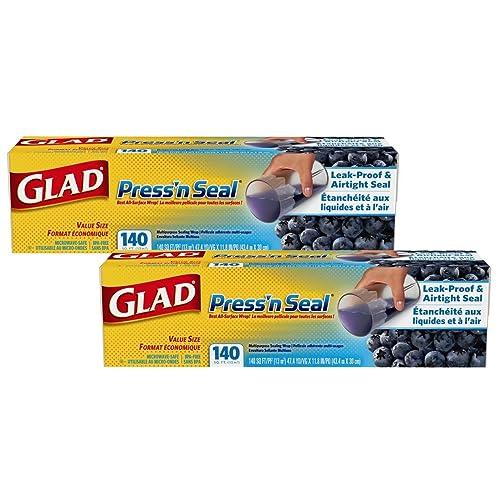 Glad Press'n Seal 食品ラップ