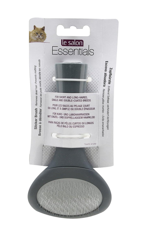 Amazon.com : Le Salon Essentials Slicker Brush - Small : Pet Brushes ...