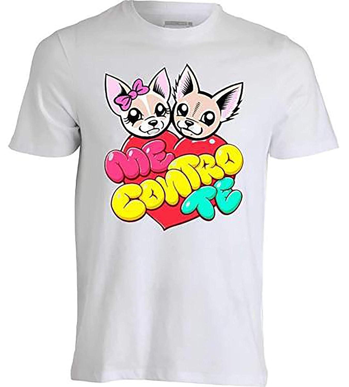T-Shirt Maglietta Me Contro Te Replica Sofi e Lui Kira e Ray Cotone 100/% 3-4 Anni