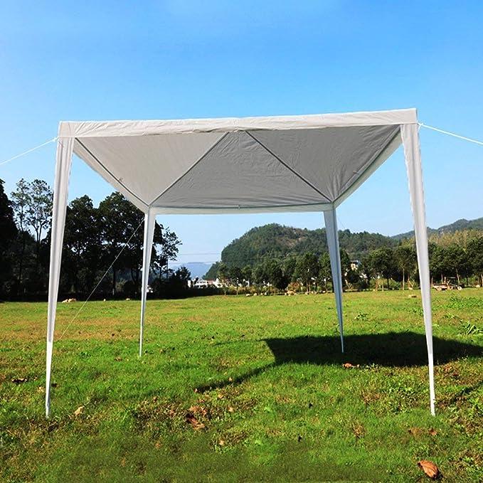 Tumdem Toldo Impermeable para Fiestas y Bodas, toldo de 3 x 3 m ...