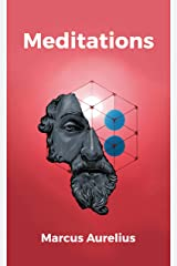 Meditations: Annotated with Study Guide Kindle Edition