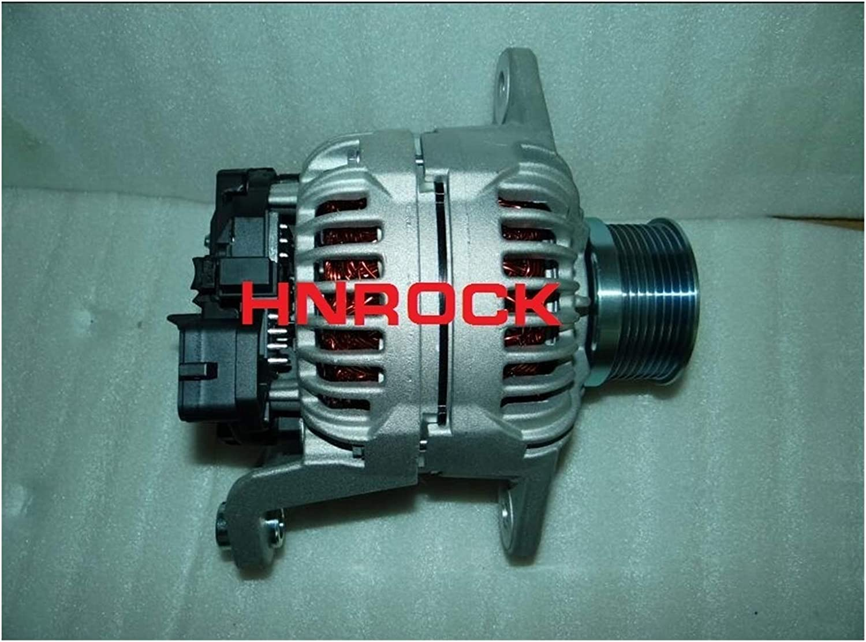 HXFANG® Alternador Auto 24V 80A 85000626 85003357 85003357 20409228 FIT for Volvo Track