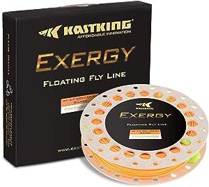 KastKing Exergy Fly Fishing Line