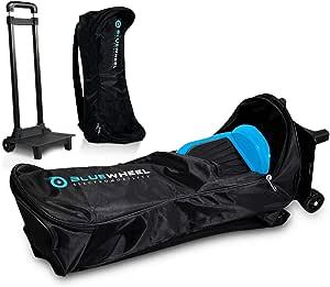 Mochila para Hoverboard - Bluewheel CASE6.5 / CASE10 - Trolley con 2 Ruedas, 2 almohadones para la Espalda, asa retráctil y Bolsillos - Repelente al ...