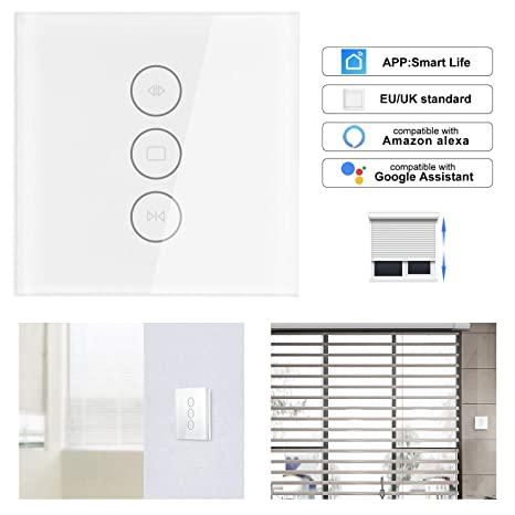 Automatic Curtain Control System - Wifi Electrical Blinds Switch