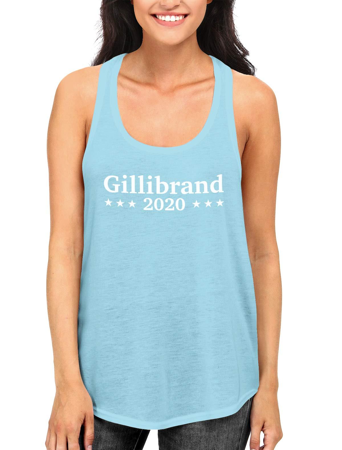 Apparel Kirsten Gillibrand 2020 Presidential Candidate Racerback Tank Top 4257 Shirts
