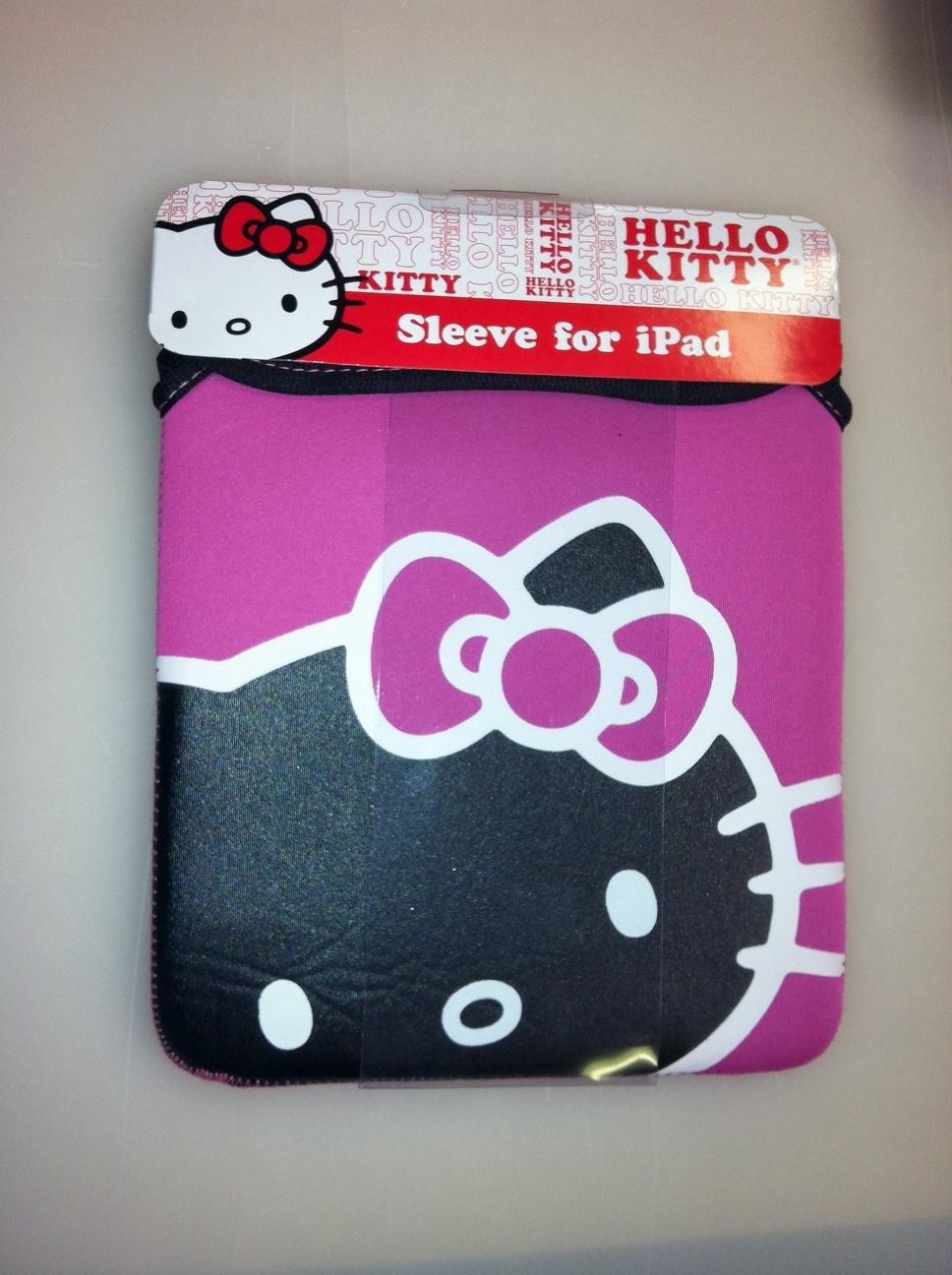 ギフトで最も注目コンボセット – Sanrio Hello Kitty iPadスリーブケースと1つHello Kitty歯ブラシセット B005LQZJY0