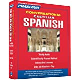 Pimsleur Spanish (Castilian) Conversational Course - Level 1 Lessons 1-16 CD: Learn to Speak and Understand Castilian Spanish with Pimsleur Language Programs