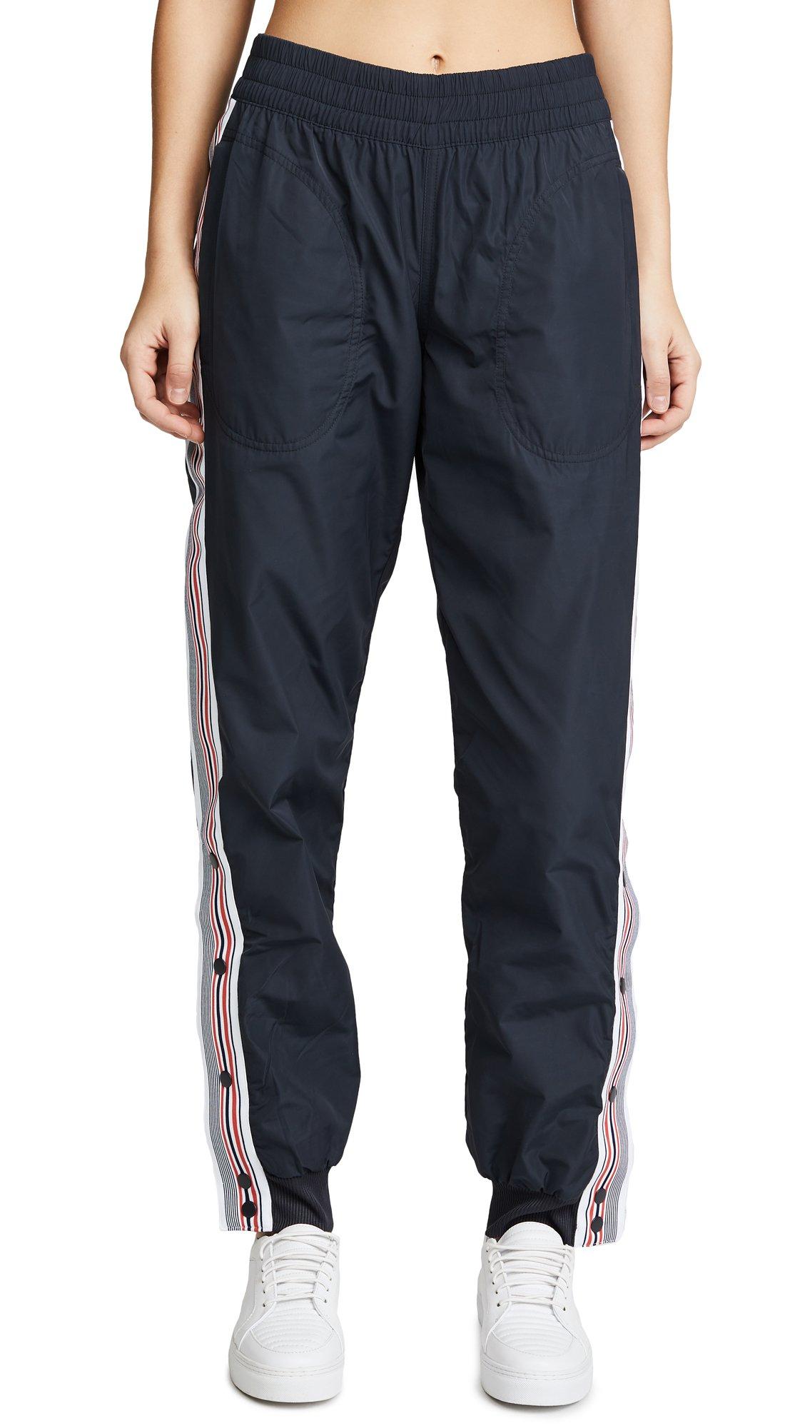 adidas Stella McCartney Women's Train Track Pants, Night Grey, Medium