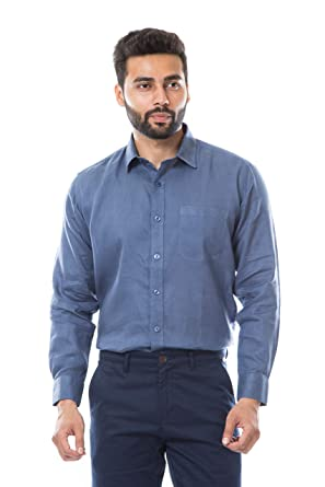 3c9da15949e9 Paul Costelleo Linen Shirts for Men