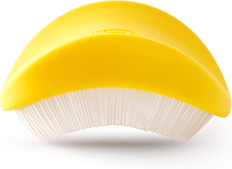 Yellow Chefn 5255880 Silkster Corn Brush Removes Silk