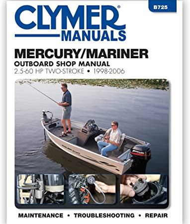 Clymer Mariner Manual Sports & Outdoors Boating & Watersports ...
