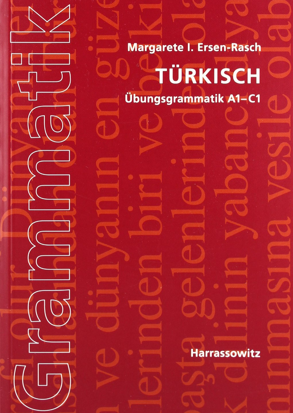 Türkisch: Übungsgrammatik A1-C1