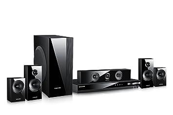 Samsung Ht E5500 3d Bluray Theatre System 5 1 1000w Amazon De