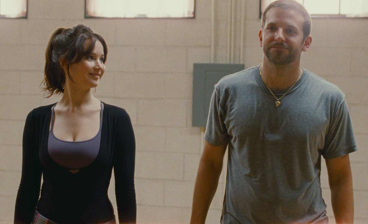 Image result for silver linings playbook jennifer lawrence
