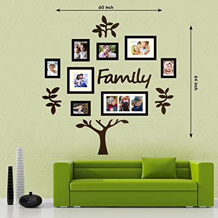 Buy Photo Collage Frames For Wall Family Tree Photo Frames For
