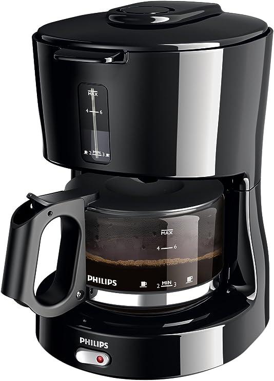 Philips HD7450/20 - Cafetera de goteo con capacidad para 4 - 6 ...