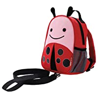 Deals on Skip Hop Toddler Leash and Harness Backpack Ladybug