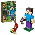 レゴ(LEGO) マインクラフト マインクラフト ビッグフィグ スティーブとオウム 21148 ブロック おもちゃ 男の子