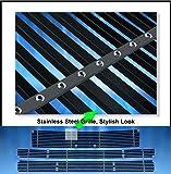 Off Roader eGrille Black Stainless Steel Billet