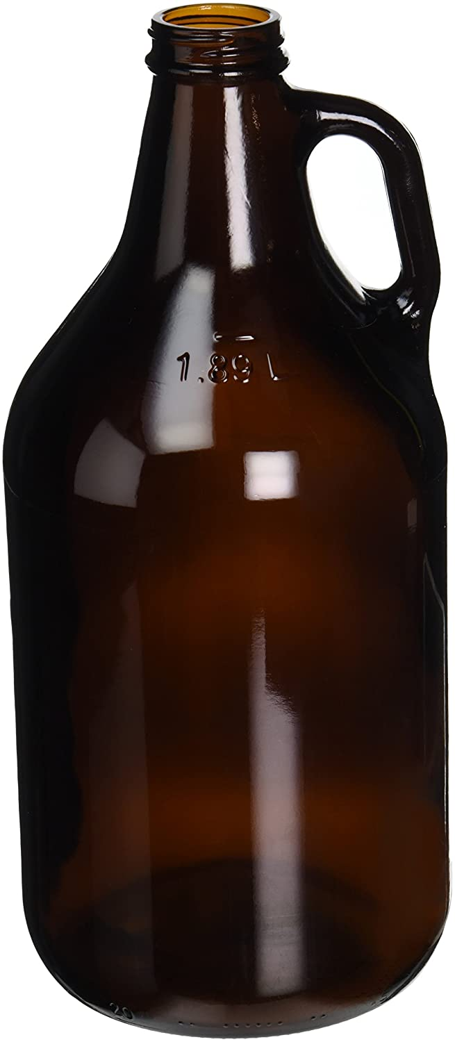 True 64 Oz Amber Howler Growler True Fabrications 67-0Y39-T0NN