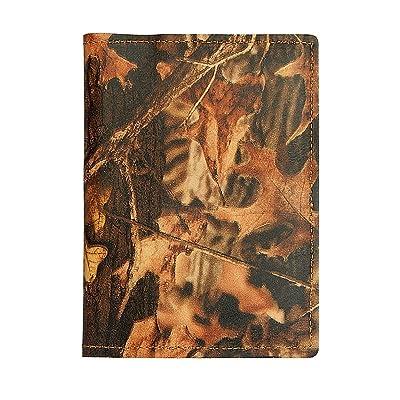 Passport Wallet - Full Grain Cowhide - USA Made (Full Advantage Timber