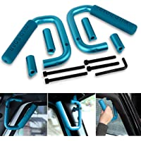 Autosaver88 GY01 Front Grab Bar Handle 2 Door (Blue)
