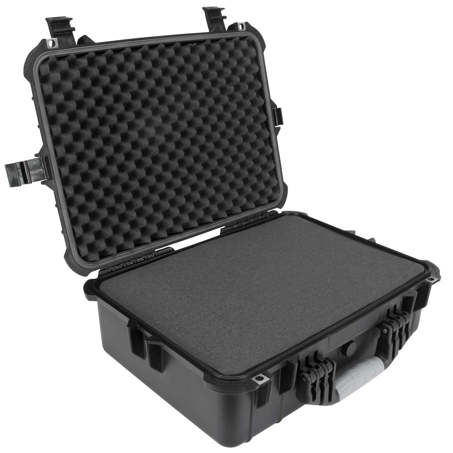 Elkton Outdoors Hard Gun Case: Fully Customizable Pistol Case: Holds 5 Handguns and 10 Magazines: Crush Resistant & Waterproof! by Elkton Outdoors (Image #6)