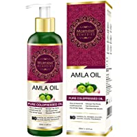 Morpheme Remedies Pure Amla Oil (No Mineral Oil, Paraben) 200ml