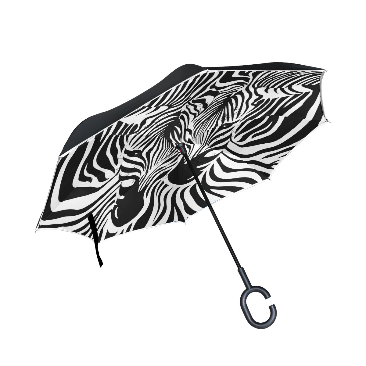Use7 Parapluie Cannes, Multicolore (Multicolore) - D4842769p183c217s313