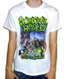 Municipal Waste - The Art Of Partying Weiss T-shirt