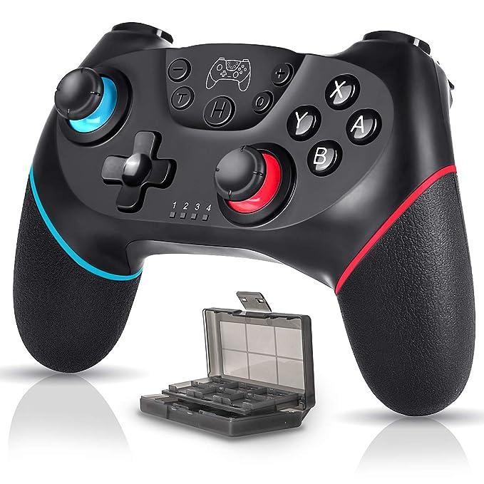 14 opinioni per Controller per Nintendo Switch Wireless Bluetooth Controller per Commutatore