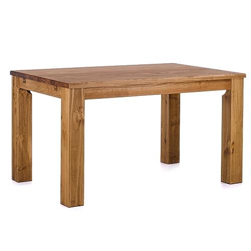 massiv Holztisch: Amazon.de