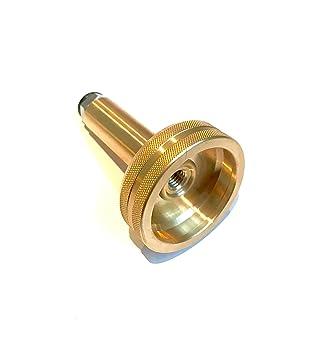 Lunghezza 110 mm 10 mm Dish GPL LPG Adattatore TOMASETTO M10
