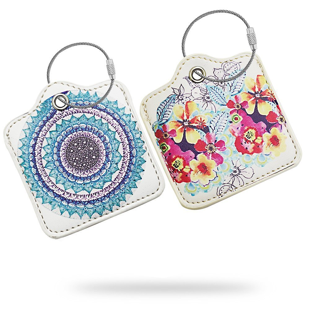 for Tile Slim Finder - Key Finder. Phone Finder. Anything Finder. Tile Mate Case Cover with Keychain. Tile Mate Skin PU Leather Protection -Galaxy,Flower