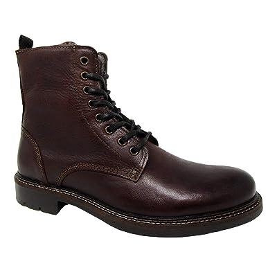 PAJAR Men's Memphis Leather Faux Fur Lined Waterproof Ankle Boot | Shoes