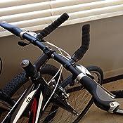 ORIGIN8  COMP-LITE SHORT BLACK BICYCLE HANDLEBAR BAR ENDS