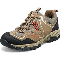 Clorts Men's Hiking Shoe Outdoor Waterproof Walking Trekking Sneaker HKL826