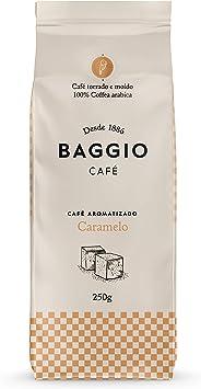 Baggio Aromas Caramelo 250g Baggio Café Sabor Caramelo